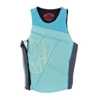 Mystic - Star Womens Wake Impact Vest 2014 Mint