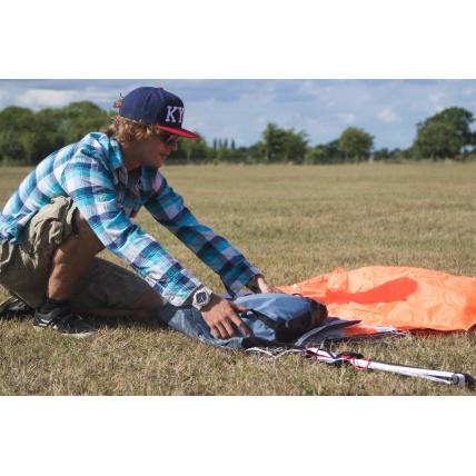 Cross Kites Boarder Trainer Kite Folding