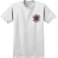 Spitfire - OG Classic Swirls Tee White Red Black