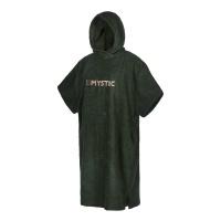 Mystic - Poncho Regular Dark Leaf Changing Robe