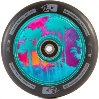 Lucky Scooters - Tanner Fox V3 Hollow Core Wheel Blue