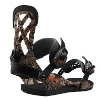 Union - Contact Pro Camo Mens Snowboard Bindings