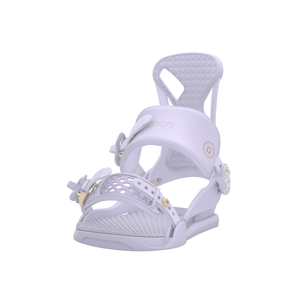 Union Juliet Womans 2019 Snowboard Bindings In White