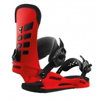 Union - STR Red Mens Snowboard Bindings