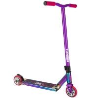 Crisp - Surge Colour Chrome Pink Pro Scooter
