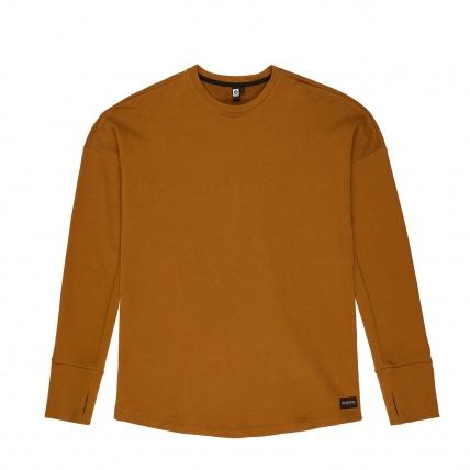 Mystic Miller Sweatshirt in Golden Brown front