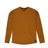 Mystic - Miller Sweatshirt in Golden Brown