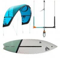 Liquid Force - Wow V3 Strapless Kitesurf Surf Package