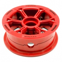 Trampa - Mountainboard HYPA Hub Red (Each)