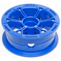 Trampa - Mountainboard HYPA Hub Blue (Each)