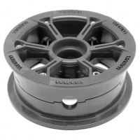 Trampa - Mountainboard HYPA Hub Matt Grey (Each)