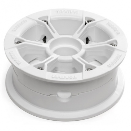 Trampa Hypa Hub wheel matt white 10cm mountainboarding 6 7 8 inch