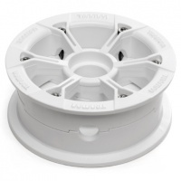 Trampa - Mountainboard HYPA Hub Matt White (Each)