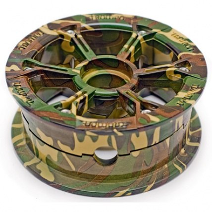 Trampa Mountainboard HYPA Hub Army Camo (Each)