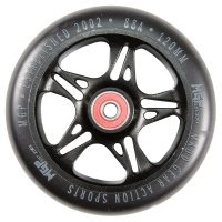 MGP - MFX Fuse 120mm Scooter Wheels Black on Black