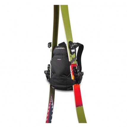 Dakine Heli Pro 20L Snow Backpack in Black ski carry