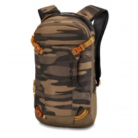 Dakine - Heli Pack 12L Snow Backpack in Field Camo
