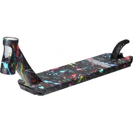 Blunt Envy Prodigy S2 Pro Scooter Deck Splatter Front