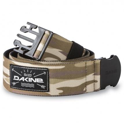 Dakine Reach Elastic Belt Grip in Field Camo