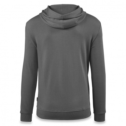 Dakine Cove Asphalt Mens Lightweight Full Zip Hoodie back