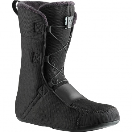 Salomon Pearl Black Womens Snowboard Boots Liner