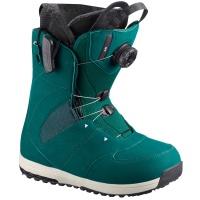 Salomon - Ivy BOA SJ Deep Teal Womens Snowboard Boots