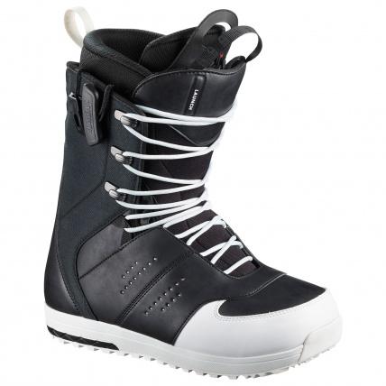 Salomon Launch Lace SJ Black Mens Snowboard Boots