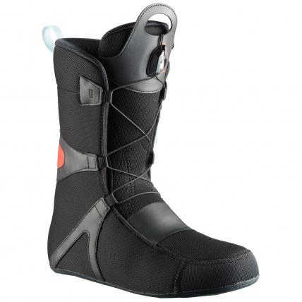 Salomon Launch Lace SJ Black Mens Snowboard Boots Liner