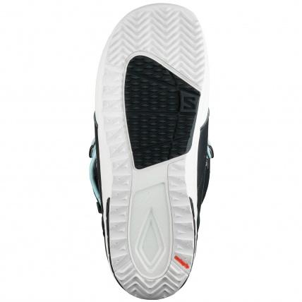 Salomon Launch Lace SJ Black Mens Snowboard Boots Sole