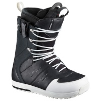 Salomon - Launch Lace SJ Black Mens Snowboard Boots