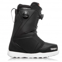 Thirty Two - Lashed Double Boa Black White Snowboard Boots