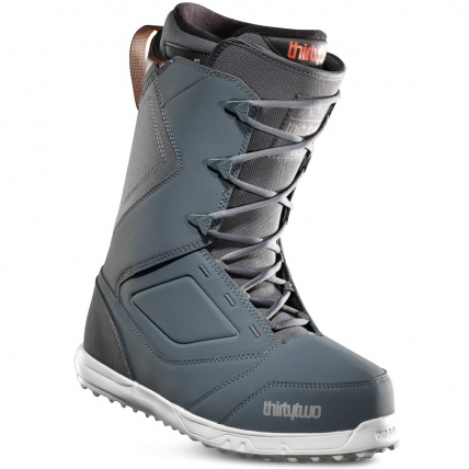 Thirty Two Zephyr Grey Mens Snowboard Boots front right