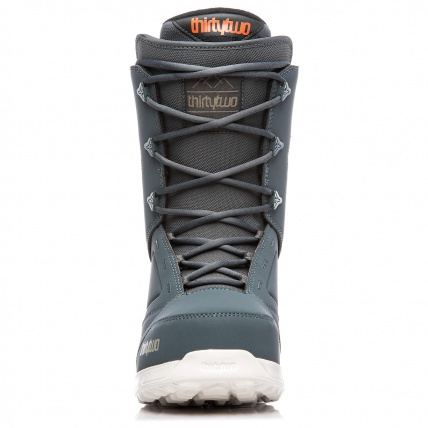 Thirty Two Zephyr Grey Mens Snowboard Boots front