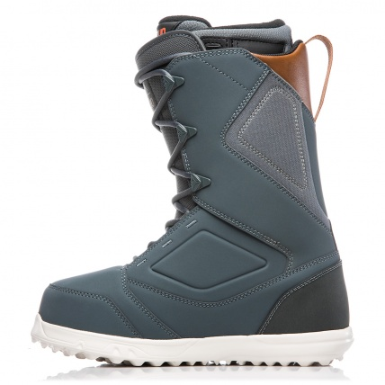 Thirty Two Zephyr Grey Mens Snowboard Boots left