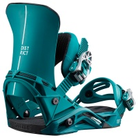 Salomon - District Blue Mens Snowboard Bindings