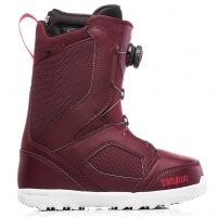 Thirty Two - STW BOA Burgundy Womens Snowboard Boots