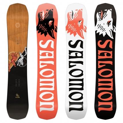 Salomon Assassin 2021 Snowboard Base Option Colours