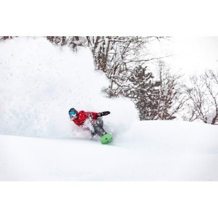 Salomon Assassin Snowboard Riding