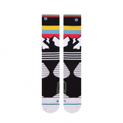 Stance Wind Range Mens Park Snowboard Socks Front
