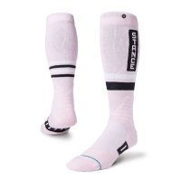 Stance - Issue Pink Mens Park Snowboard Socks