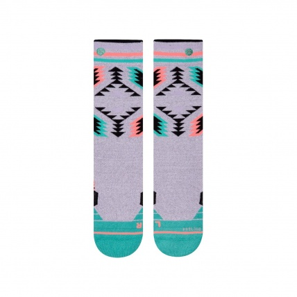 Stance Chickadee Womens All Mountain Snow Socks Front