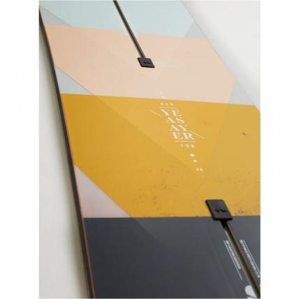 Burton Yeasayer Flying V Womens Snowboard detail