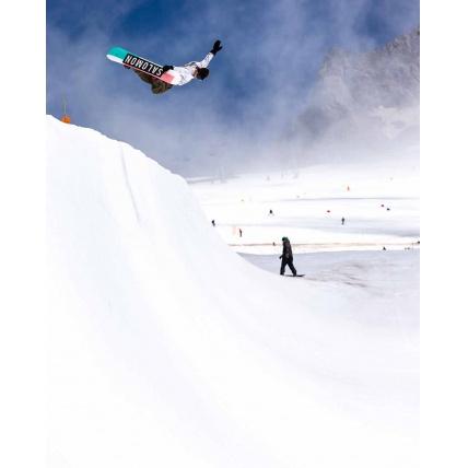 Salomon Huck Knife 2020 Snowboard Pic