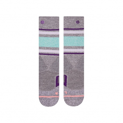 Stance Womans Outpost Park Snowboard Socks Front