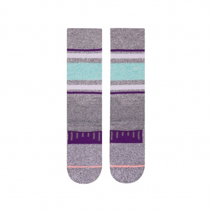 Stance Womans Outpost Park Snowboard Socks Rear