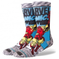 Stance - Marvel Iron Man Socks