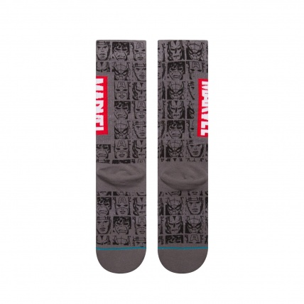 Stance Marvel The Collection Socks Rear