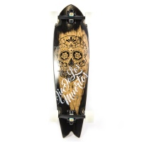 Roots Longboards - Fish Custom Complete