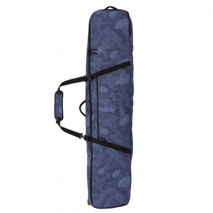 Burton Wheelie Gig Arctic Camo Print Snowboard Bag