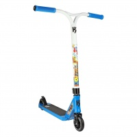 Kota Scooters - Mania Pro Scooter in Blue and White